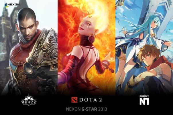 Nexon G Star 2013 poster